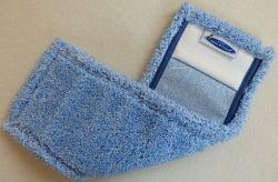 Aqua*Clean Microfaser Bodenmopp Wischmopp blau