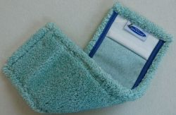 Aqua*Clean Microfaser Bodenmopp Wischmopp grün