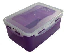 Lock&Lock Frischhalte- und Gefrierdose HPL 825 lila Box
