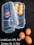 Lock&Lock  HPL 954 Eierbox für 12 Eier
